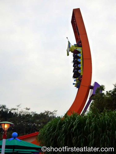 Toy Story Land- RC Racer