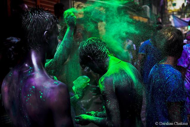 Holi Utsav - 35 Colorful Collection of Holi Photos