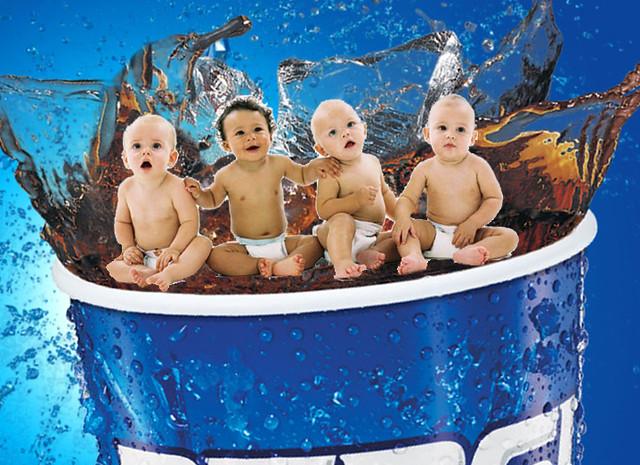 Dead Babies Pepsi Co