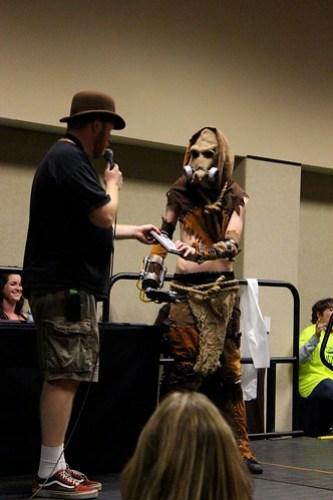 Scarecrow - MegaCon 2012