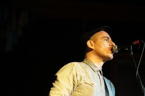 Ted Leo, Duke Coffeehouse, Durham NC, 02/18/12