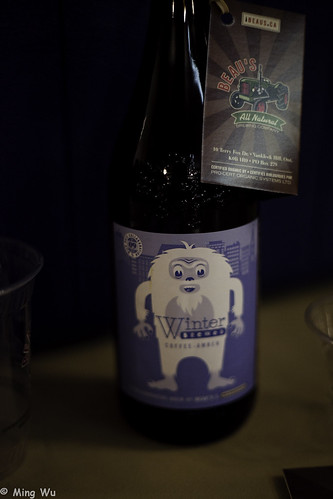 Kelp Record's Winter Warmer