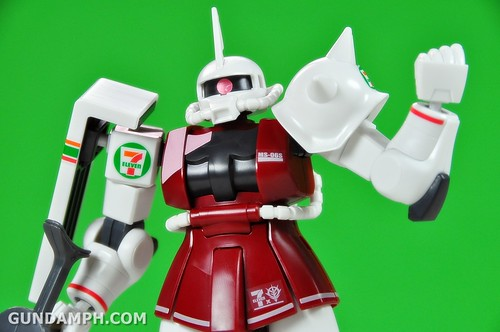 HG 1-144 Zaku 7 Eleven 2011 Limited Edition - Gundam PH  (76)