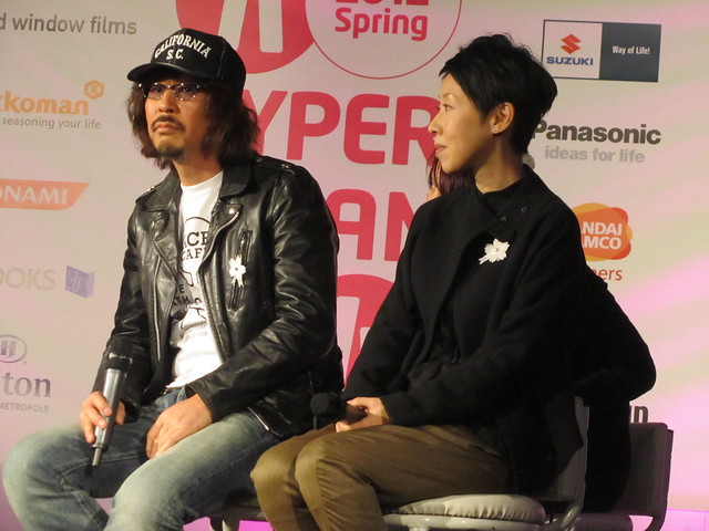 Satoshi Miki & Eri Fuse