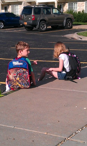 125/366 [2012] - Kids Waiting by TM2TS