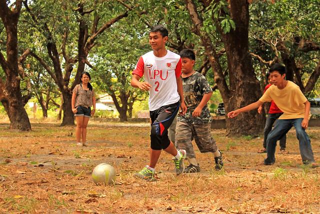 Futbol sa Kalye