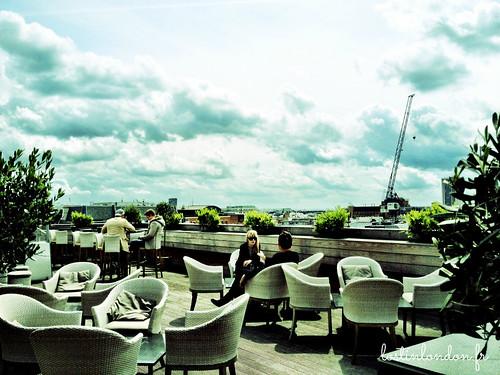 aqua spirit rooftop london