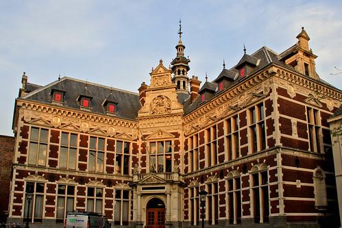 University Building, Utrecht