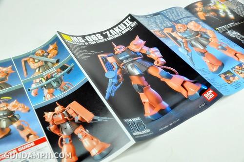 HG 1-144 Zaku 7 Eleven 2011 Limited Edition - Gundam PH  (15)