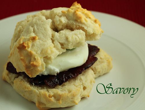 Biscuits - Sweet and Savory