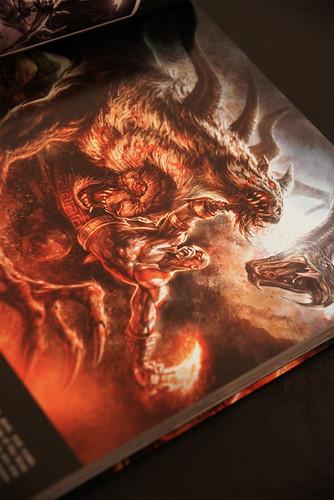 The Art of God of War III