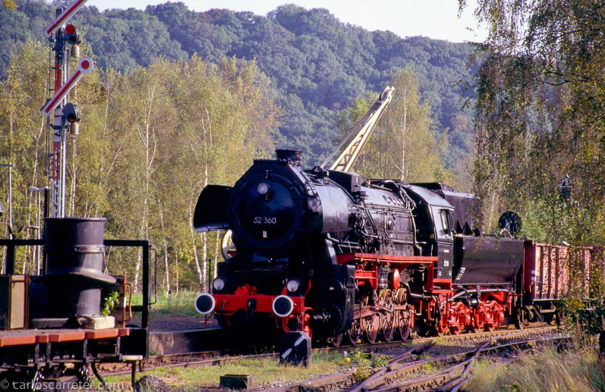 En la estación de Vienenburg