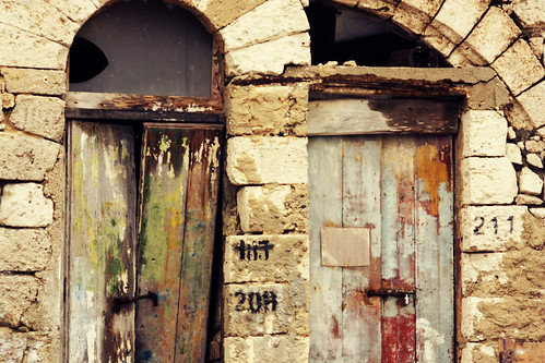 old doors by Rossella Sferlazzo