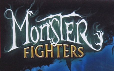 LEGO Monster Fighters logo