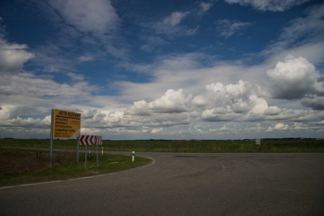 Cycling from Prague to M?ln�k