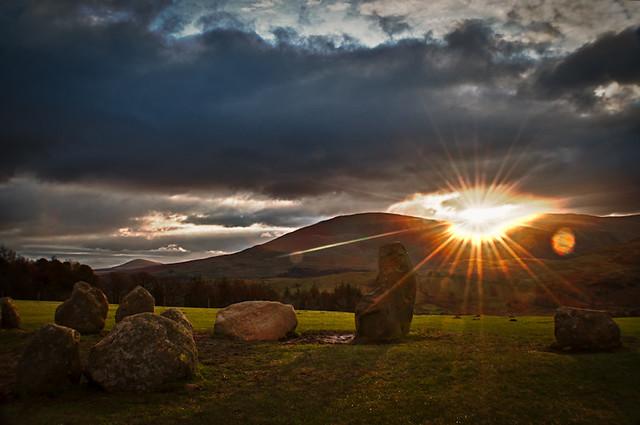 Castlerigg Stone Cirlcle - Lake District
