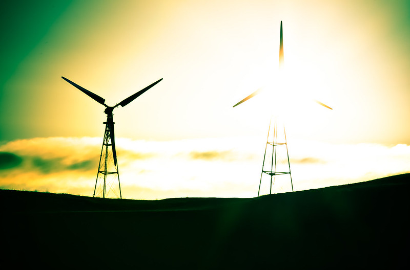 Windmill Spotlight