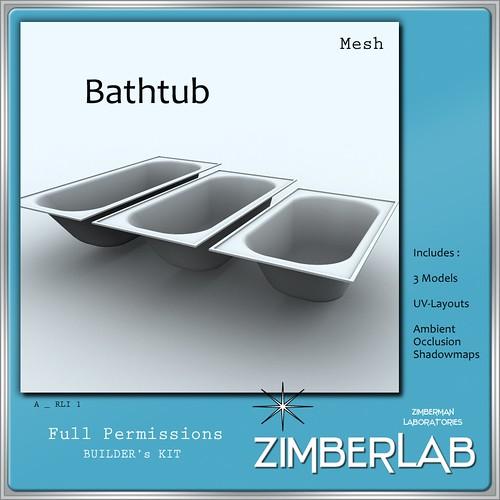 ZimberLab @ The Deck - Bathtub A