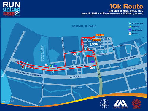 RU2 MAP_10k Route