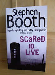 Stephen Booth, Scared to Live