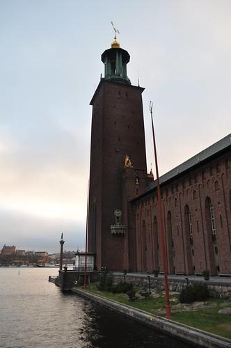 2011.11.11.337 - STOCKHOLM - Stadshusbron - Stockholms stadshus