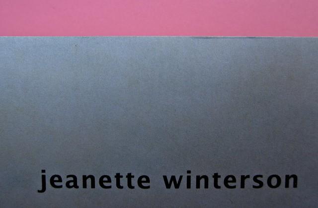 Jeannette Winterson, Perché essere felice quando puoi essere normale?, Modadori 2012. art director: Giacomo Callo, progetto grafico: Marcello Dolcini, graphic designer: Susanna Tosatti. Copertina (part.), 2