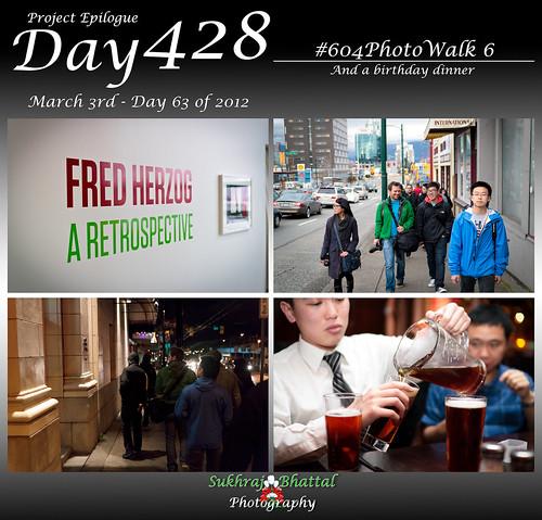 Day 428 - #604PhotoWalk 6 and a Birthday Dinner by SukhrajB