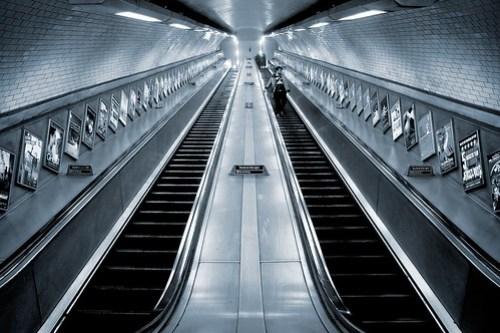 39/366 - Kentish Town Tube Station