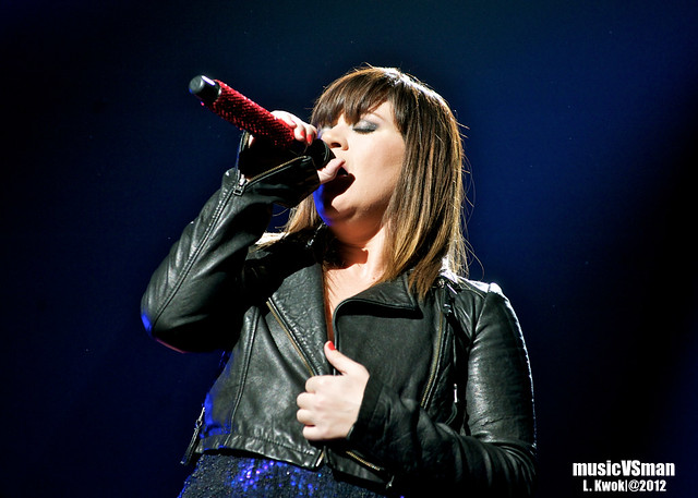 Kelly Clarkson @ Fox Theater