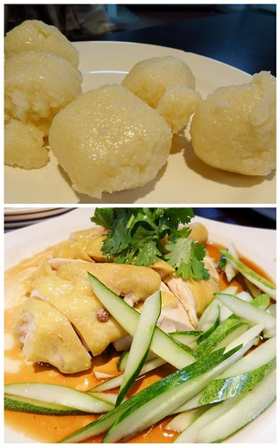 melaka chicken rice