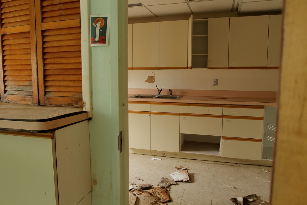 Bayley Seton Hospital Kitchen