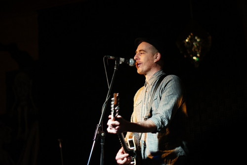 Ted Leo, Duke Coffeehouse, Durham NC, 02/18/12