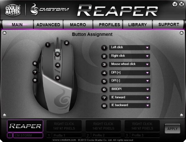 CM Storm Reaper - 19