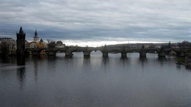 Karlův most (Charles bridge)