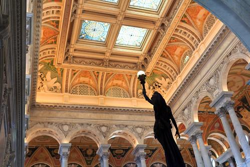 Library of Congress - Thomas Jefferson Building