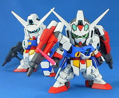 Sneak Peak SD Gundam AGE-2 Normal & Double Bullet (3)