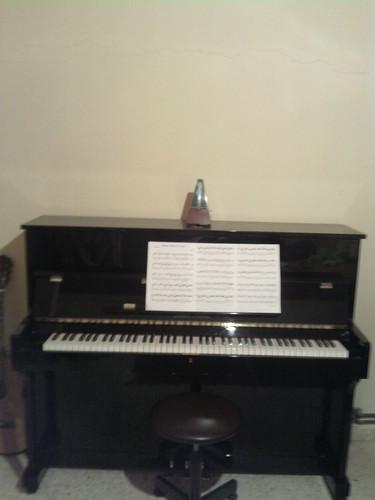 Το Δικό μου Πιάνο by ioannaorphanou