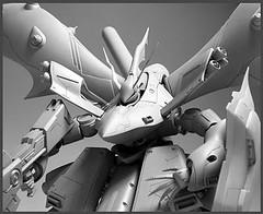 Resin Kit 1100 Nightingale  Neograde Refined Version Built (5)