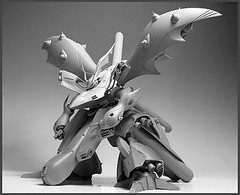 Resin Kit 1100 Nightingale  Neograde Refined Version Built (16)