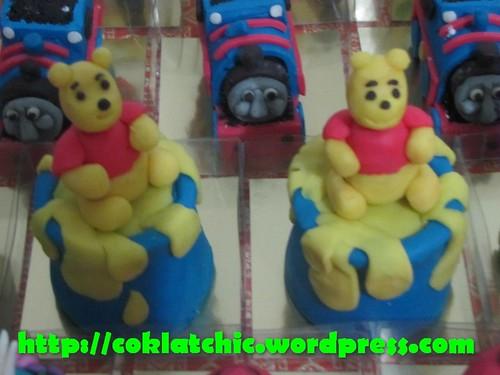 Minicake winnie the pooh