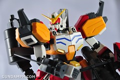 MG 1-100 Gundam HeavyArms EW Unboxing OOTB Review (78)