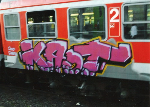 Kaot by graffiticollector