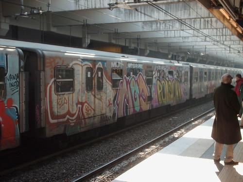 Rome by graffiticollector
