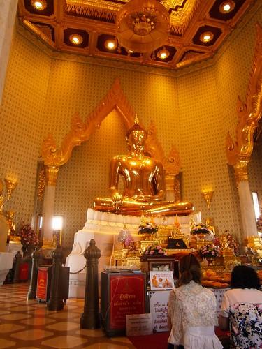Traimit Golden Buddha