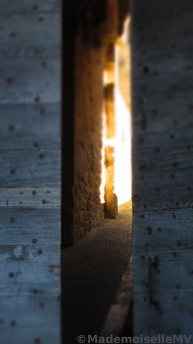 Variations sur une porte et un rayon de lumière 1