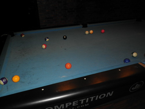 pool.. my nemesys!