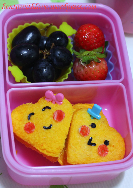 Monday Bento for her