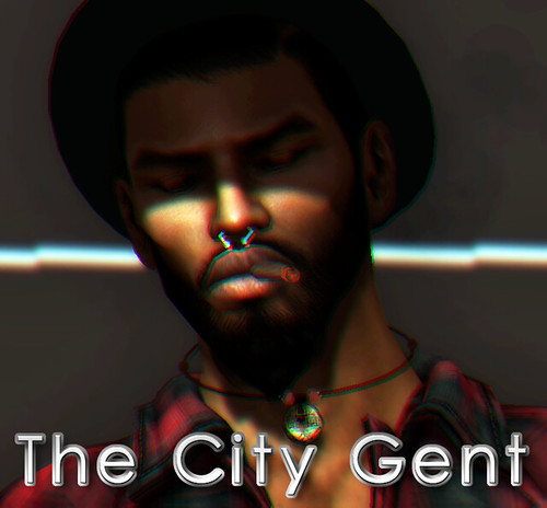 The City Gent - Flea Market Hipster  by Agustin Wonder