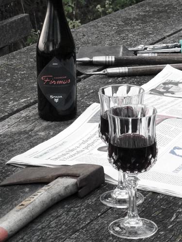 A glass of Amarone - BWW