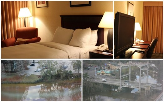Hilton Hotel, Lafayette LA